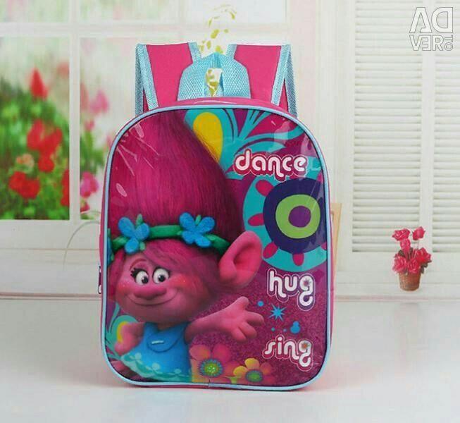 Sırt çantası trolls yeni
