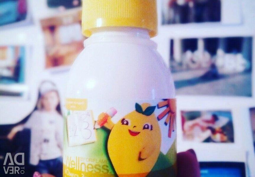 Omega for children