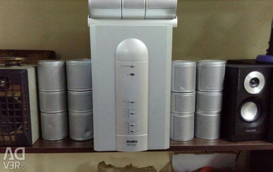 Sven ht-425 speaker system