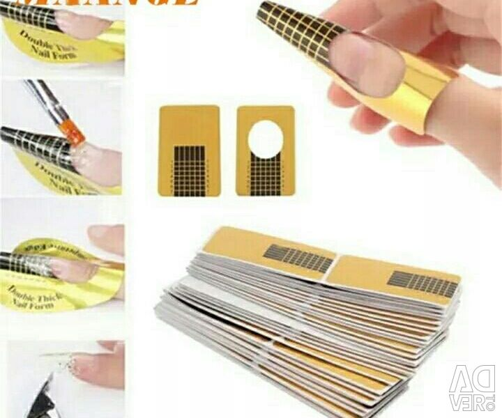 Форма для нарощування нігтів