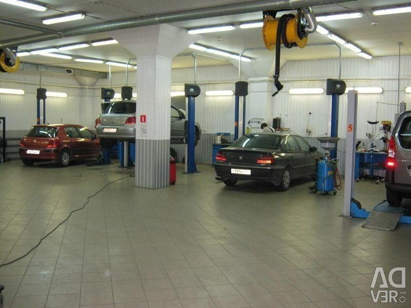 Car electrician