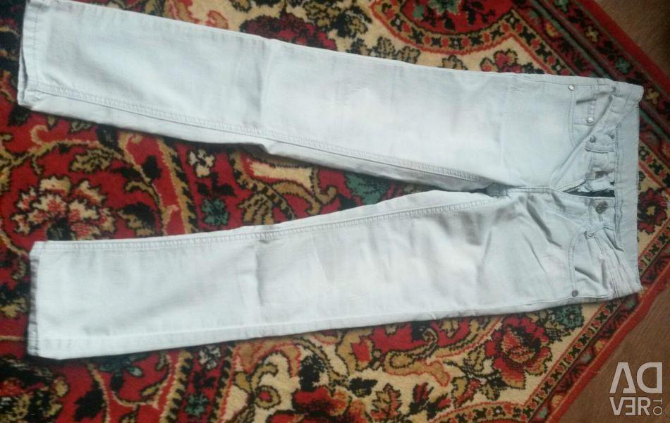 Jeans pentru inaltime 140