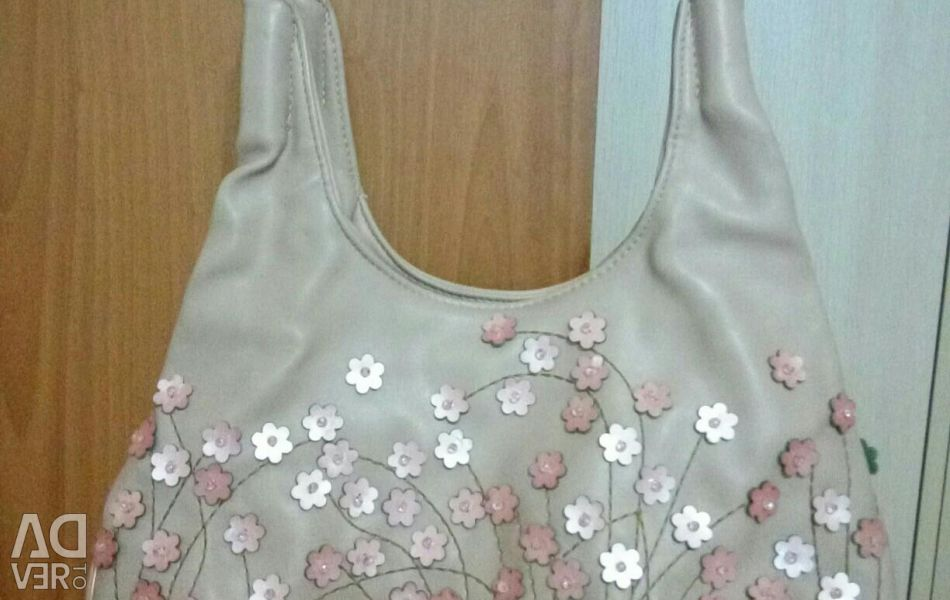 New women's handbag.