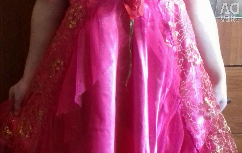 Φόρεμα για κορίτσια 8-10 ετών