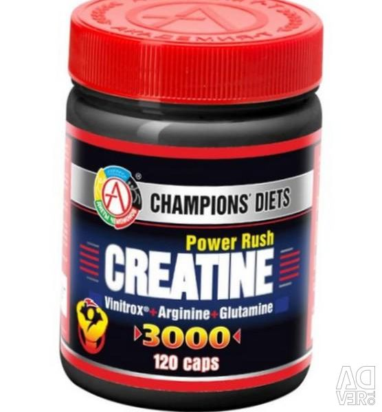 CREATINE Power Rush 3000 Academy-T