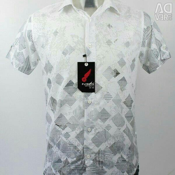 Shirt for men (100% cotton)