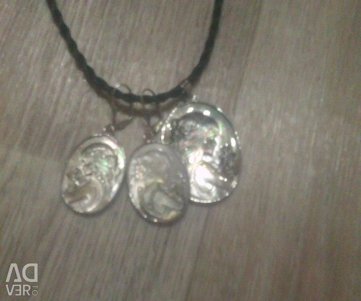Mother of pearl suspension (new)