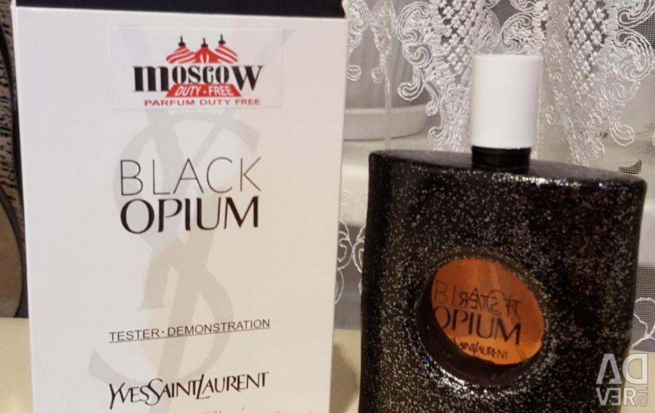 Tester YVES SAINT LAURENT OPIUM BLACK for women