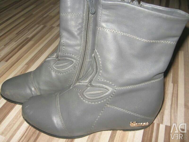 Αστράγαλο μπότες το φθινόπωρο