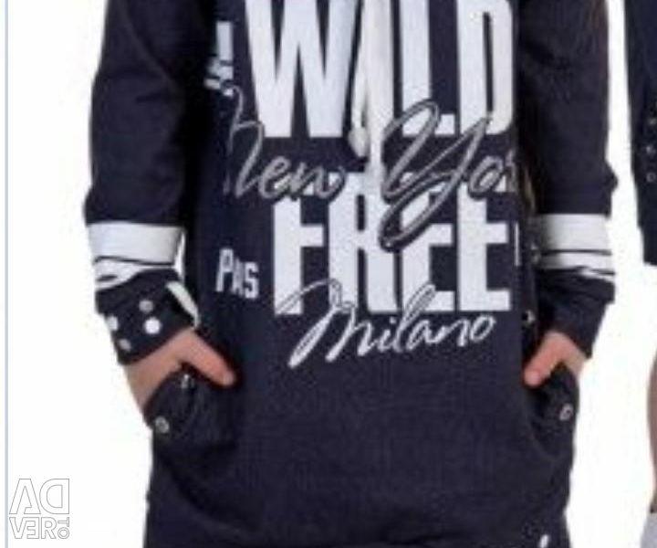 Sweatshirt, Tunic,