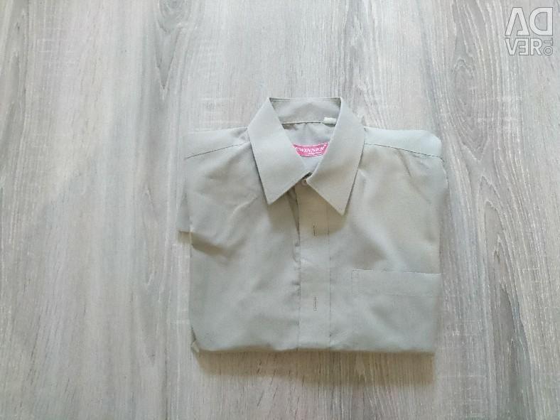 Shirt for school height 152