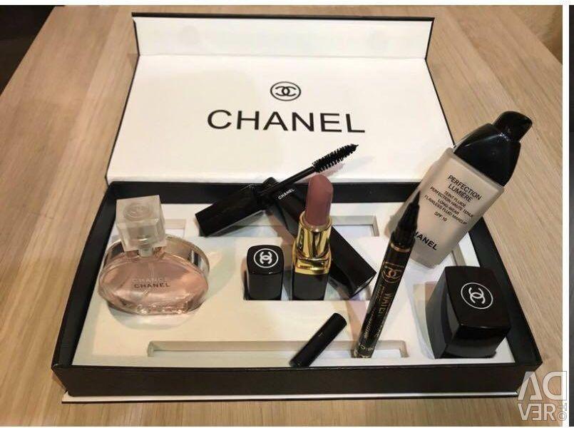 Набор новый Chanel