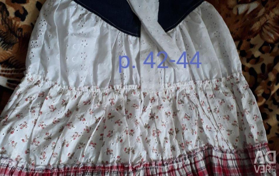 Η φούστα είναι σαν ένα νέο p. 42-44