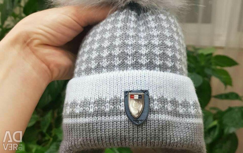 Καπέλο για μωρό μέχρι 7 μήνες