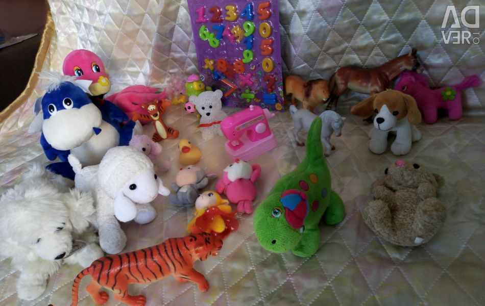 Toy pack