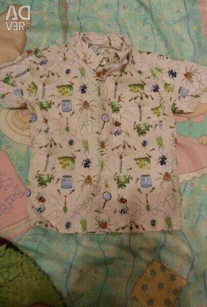 GEORGE 2-3 cămașă