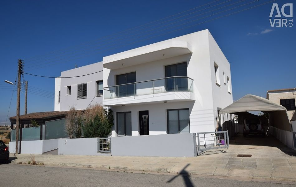 Two Bedroom Apartment in Anthoupoli, Nicosia