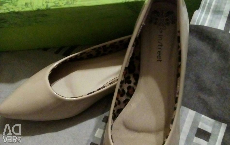 New Ballet Shoes 39 size.