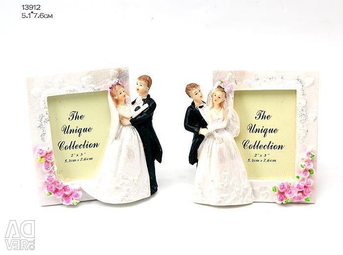 Фоторамка свадебная