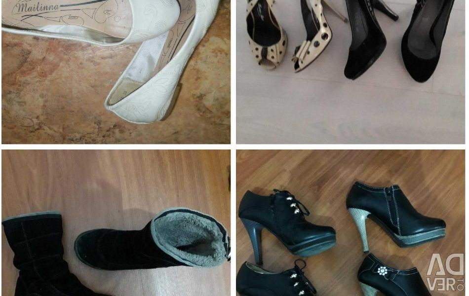 Shoes size 35-36