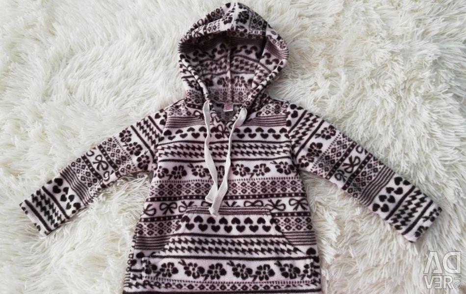 Urgently! Fleece jacket GJ