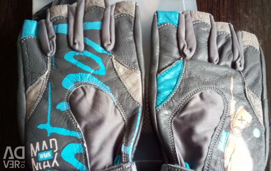 New Women's Fitness Gloves