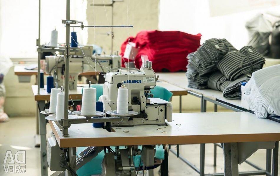 Bulk tailoring