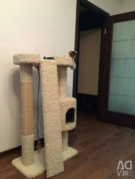 Set pisică pentru zgârieturi