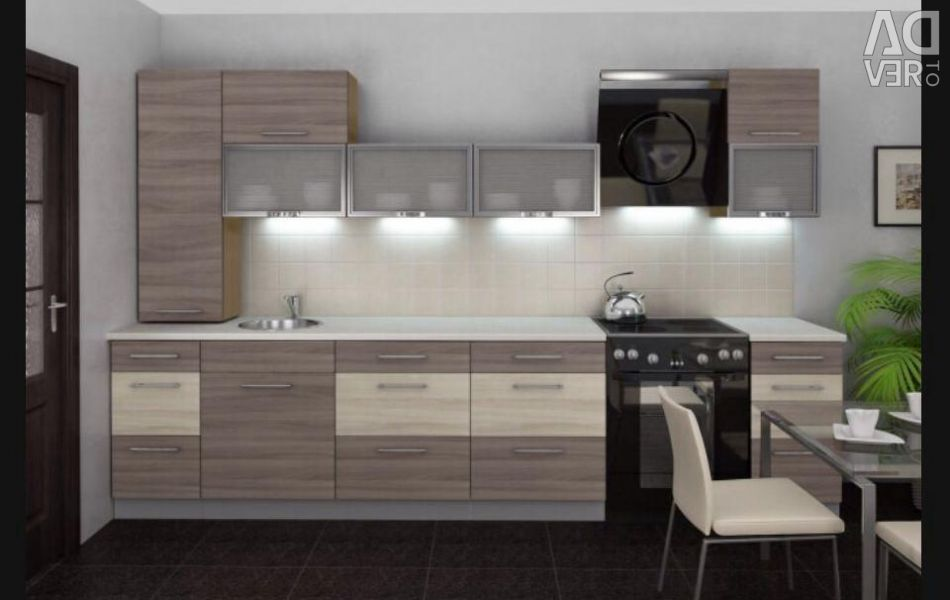 Kitchen. Furniture for home and garden. New with delivery.