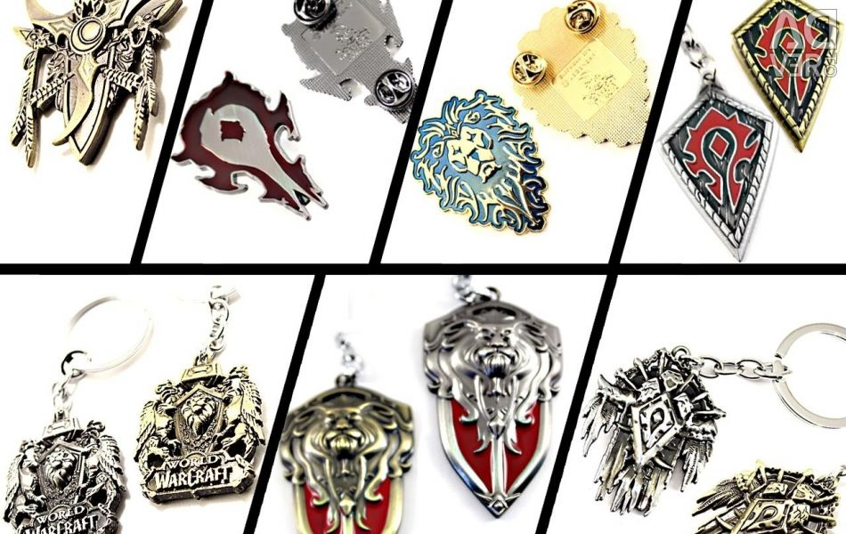 Suvenir bijuterii de costume World of Warcraft - un cadou