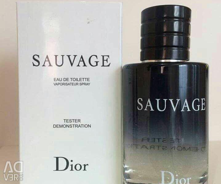 Tester Dior Sauvage 100ml