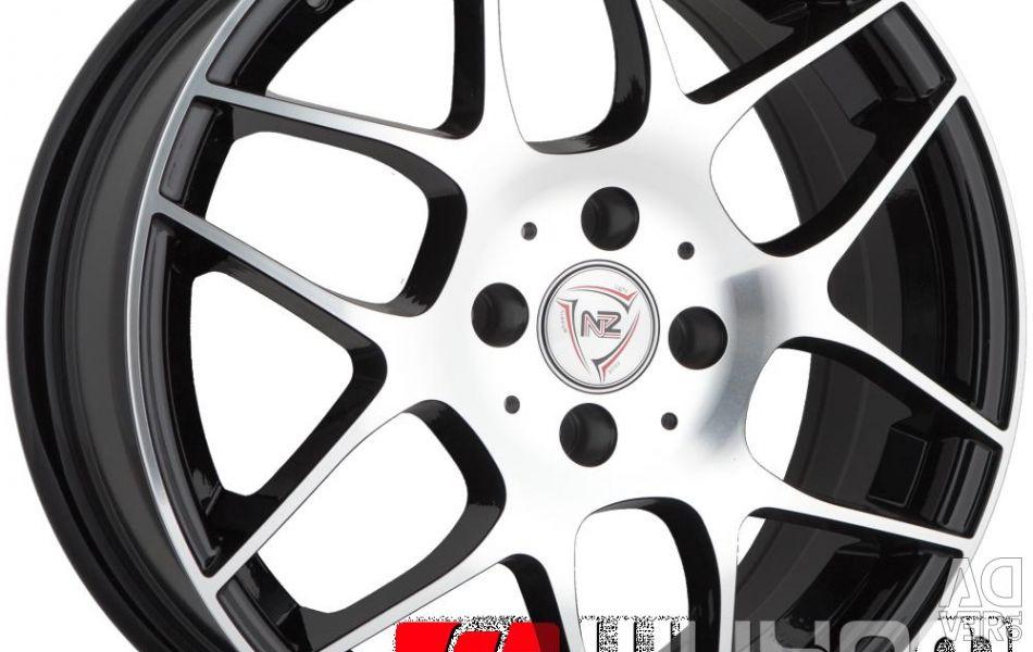 Wheel disks NZ F-32 6.5x16 PCD 4x98.0 ET 38 DIA 58.6 WF