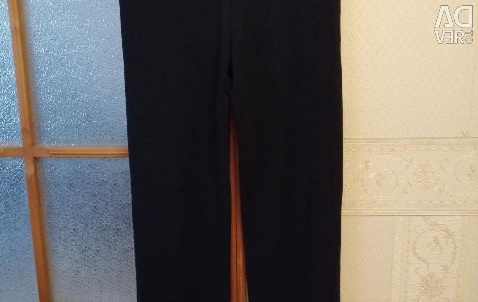 Pants viscose + elastane