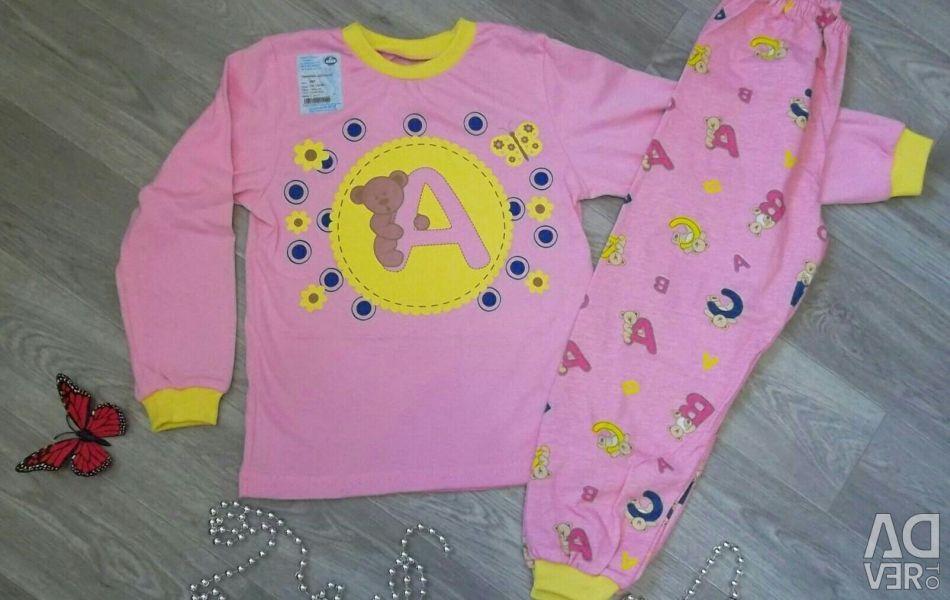 Pajamas 110-116