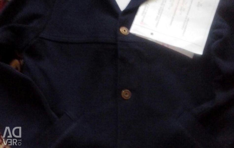Μαλλί με τσέπες για σχολείο