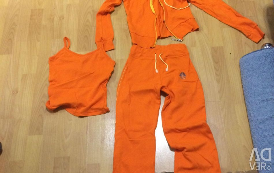 Track suit three