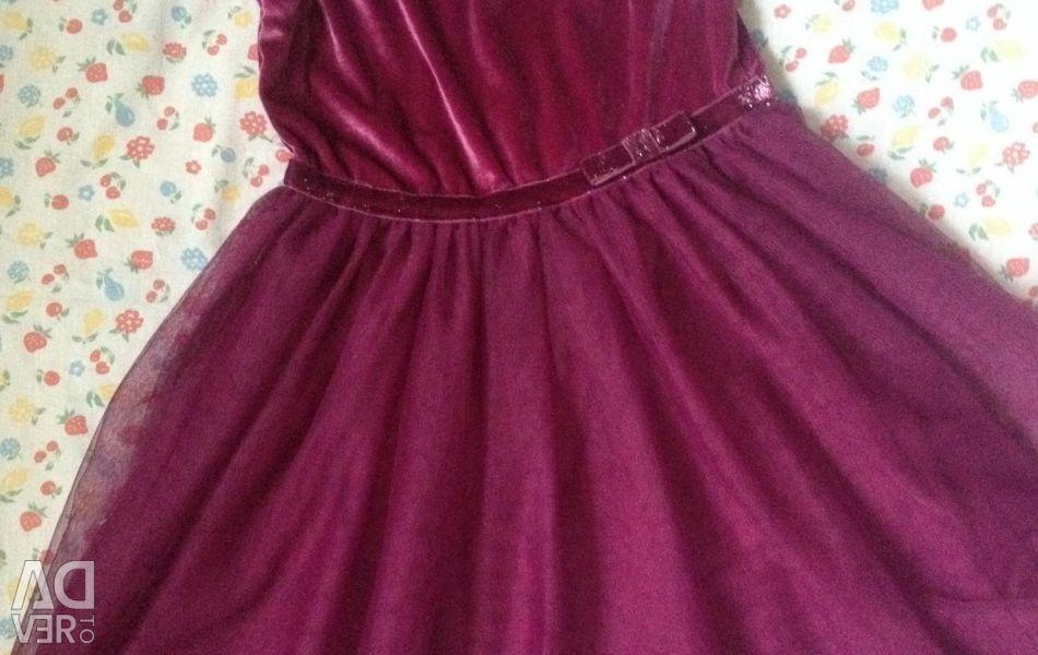 Новое нарядное платье Pepco Польша
