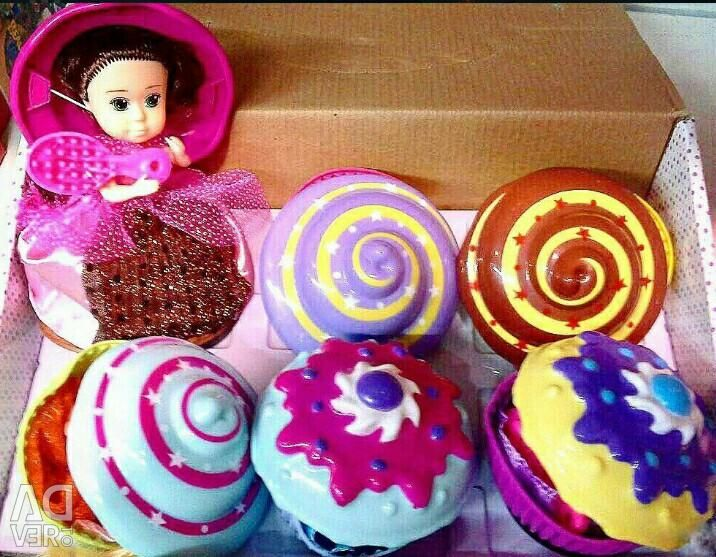 Hit !!! Οι κούκλες Keksiki αρωματίζονται