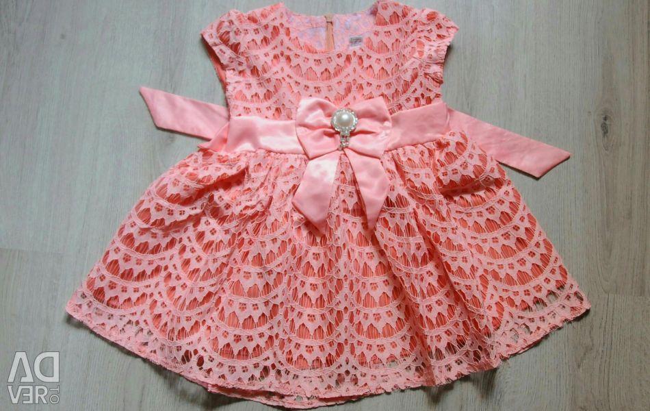 Yeni kız için elbise