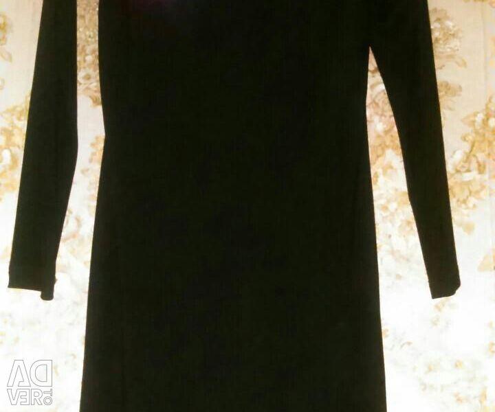 Rhinestones ile elbise