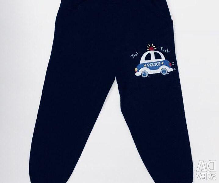 Новые штаны Полиция
