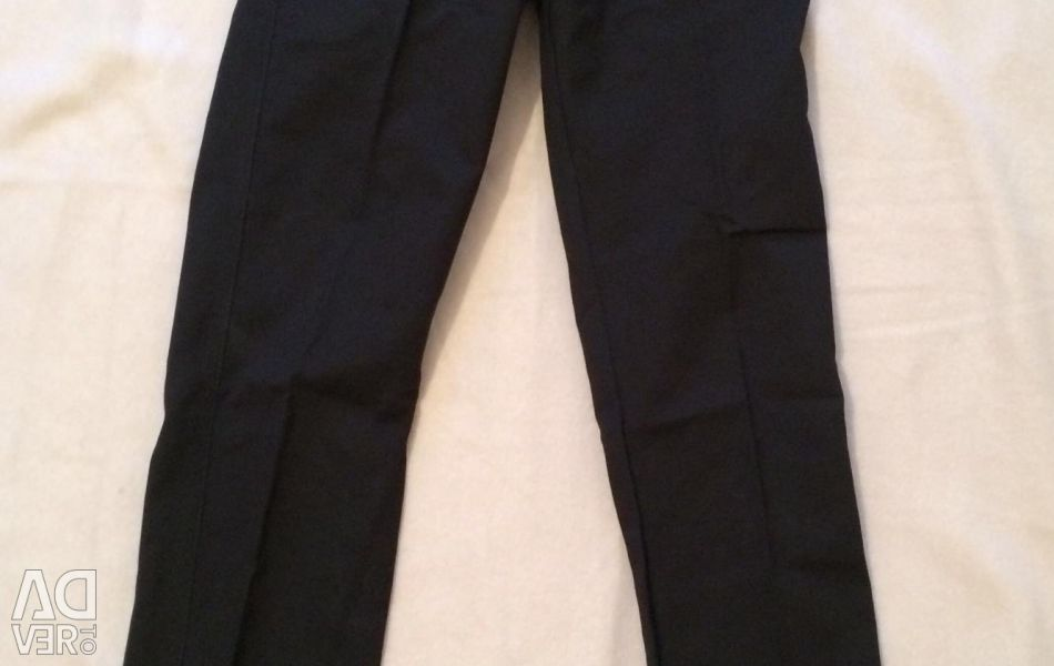 School children's trousers for boys
