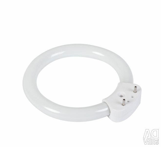 Lampă pentru un iluminator cu inel de microscop