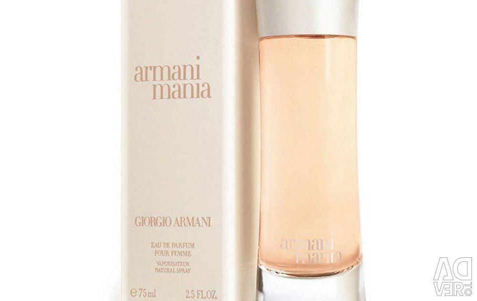 Armani Armani Mania Armani Mania Kadın Parfümü