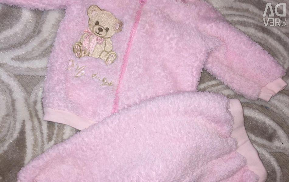 Takım elbise teddy