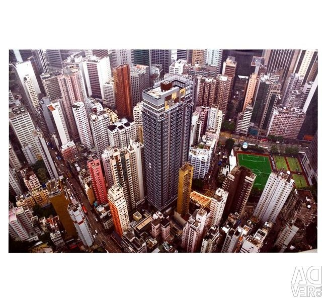 TABELUL CAMBASULUI HM7077 NEW YORK CITY 90X60X2.5