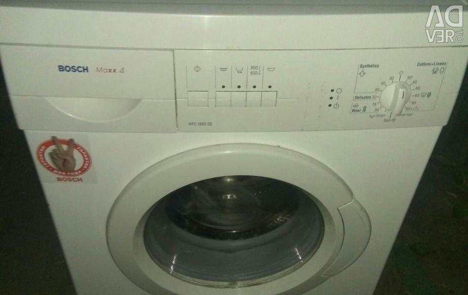 Bosch in excellent condition washing machine