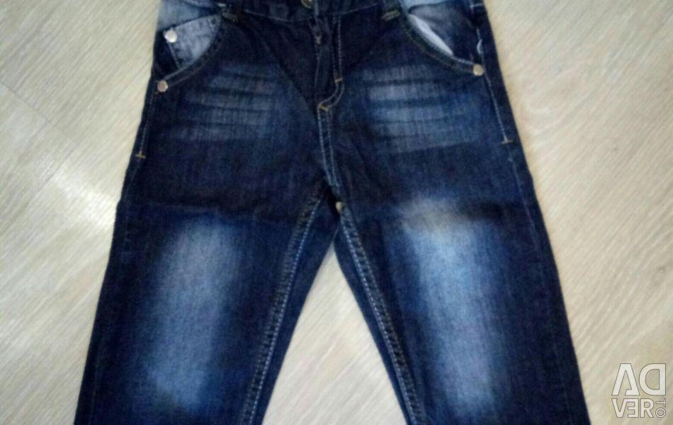 Jeans pentru băiat