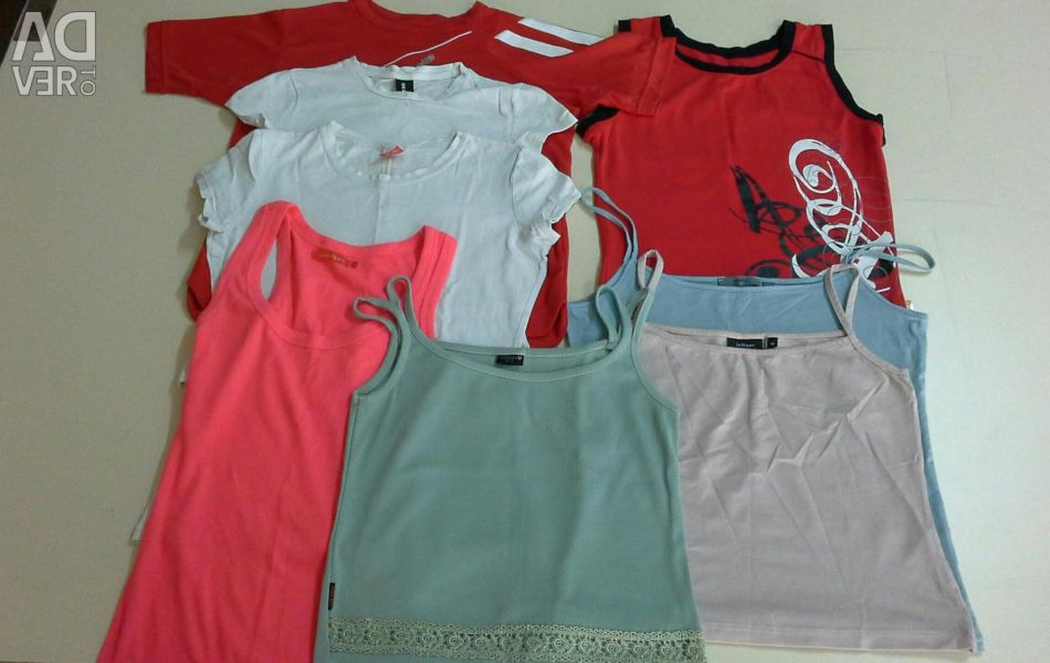 T-shirts tops T-shirts package
