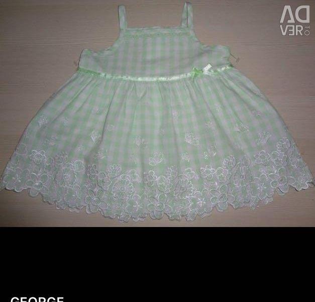 Dress 9-12mes